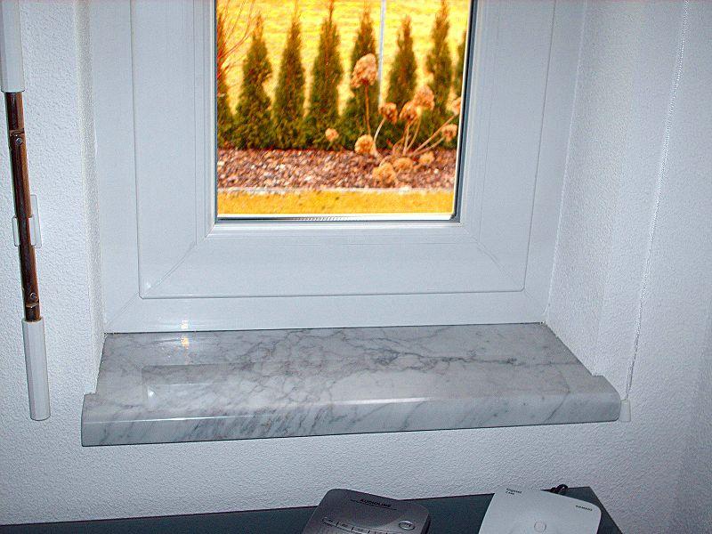 Fensterbänke | Naturstein Laubner
