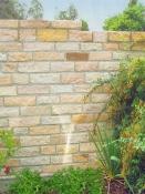 Wandverkleidung Granit Naturstein 5